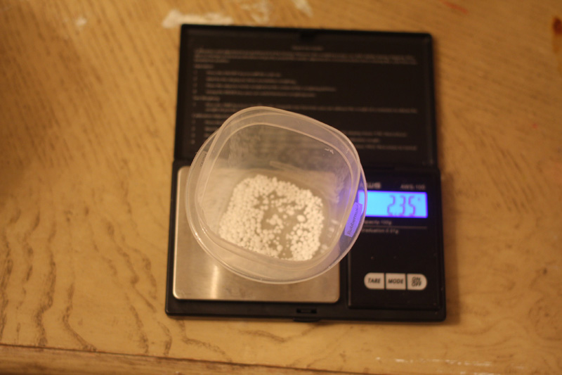 American Weigh 100g scale