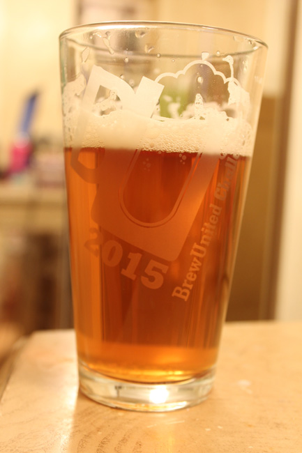 Super clear IPA